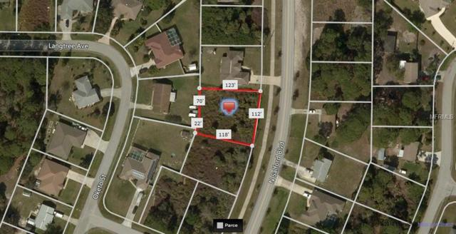 Salford Boulevard, North Port, FL 34286 (MLS #A4417215) :: Team Touchstone
