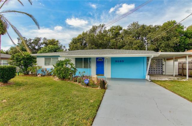 3020 Pafko Drive, Sarasota, FL 34232 (MLS #A4417235) :: Medway Realty