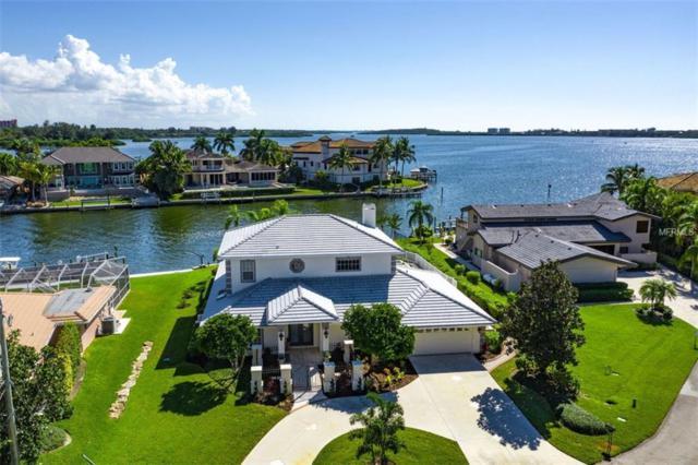 7689 Cove Terrace, Sarasota, FL 34231 (MLS #A4417242) :: The Duncan Duo Team