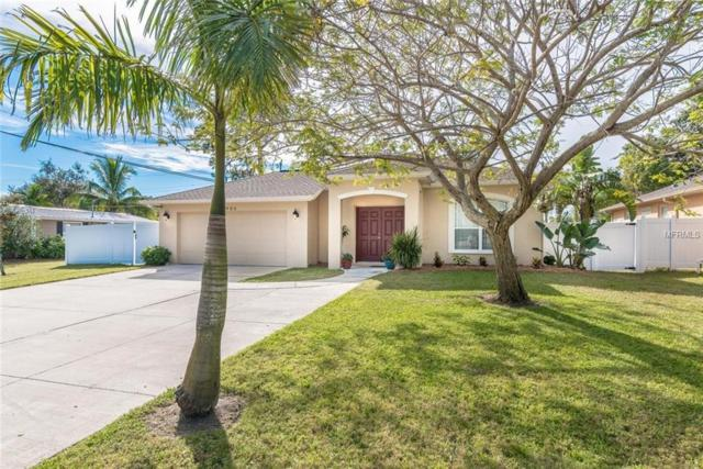 3906 Eton Place, Sarasota, FL 34241 (MLS #A4417328) :: Delgado Home Team at Keller Williams