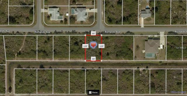 12059 Richards Avenue, Port Charlotte, FL 33981 (MLS #A4417721) :: Delgado Home Team at Keller Williams