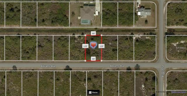 12092 Abrams Avenue, Port Charlotte, FL 33981 (MLS #A4417723) :: Delgado Home Team at Keller Williams