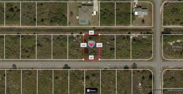 12092 Abrams Avenue, Port Charlotte, FL 33981 (MLS #A4417723) :: Burwell Real Estate
