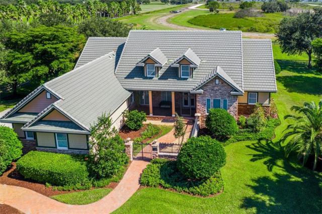 8075 Whiskey Pond Lane, Sarasota, FL 34240 (MLS #A4417728) :: Your Florida House Team