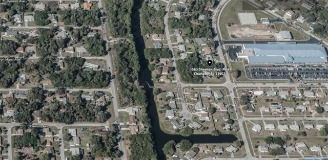 1563 Sheehan Boulevard, Port Charlotte, FL 33952 (MLS #A4417756) :: Burwell Real Estate