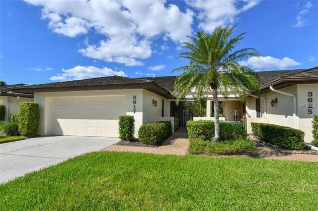 3617 Gleneagle Drive, Sarasota, FL 34238 (MLS #A4417832) :: The Duncan Duo Team