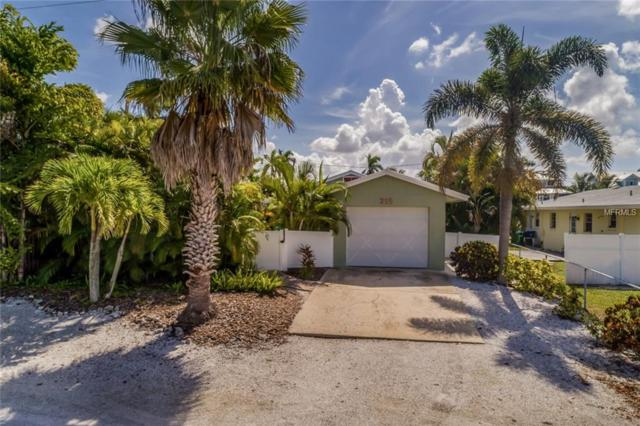 215 66TH Street, Holmes Beach, FL 34217 (MLS #A4417844) :: Godwin Realty Group