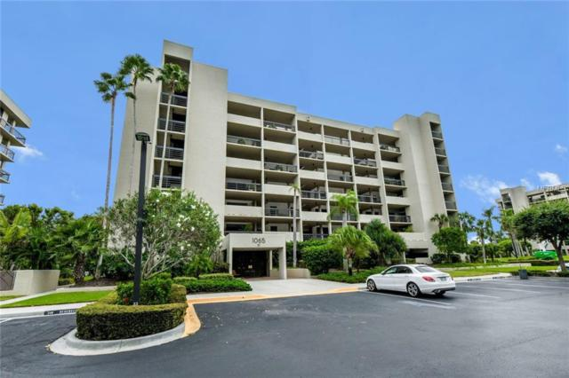 1065 Gulf Of Mexico Drive #601, Longboat Key, FL 34228 (MLS #A4417928) :: RE/MAX Realtec Group