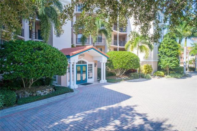 5420 Eagles Point Circle #305, Sarasota, FL 34231 (MLS #A4417971) :: McConnell and Associates