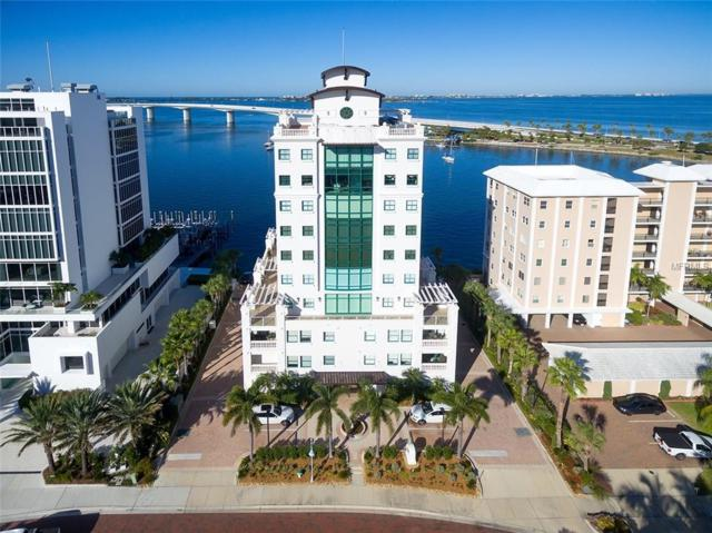 258 Golden Gate Point #701, Sarasota, FL 34236 (MLS #A4418017) :: Mark and Joni Coulter | Better Homes and Gardens
