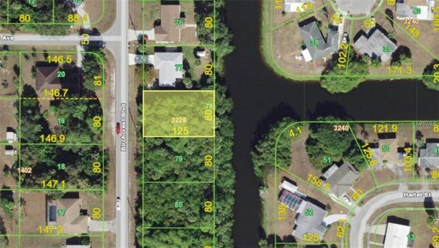 1596 Birchcrest Boulevard, Port Charlotte, FL 33952 (MLS #A4418058) :: Burwell Real Estate