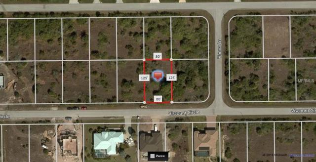15811 Viscount Circle, Port Charlotte, FL 33981 (MLS #A4418067) :: Burwell Real Estate