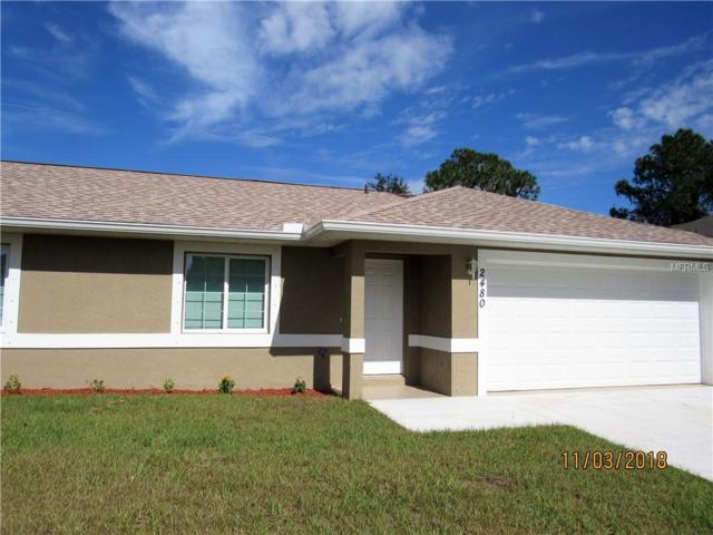 2480 Allegheny Lane, North Port, FL 34286 (MLS #A4418087) :: Medway Realty
