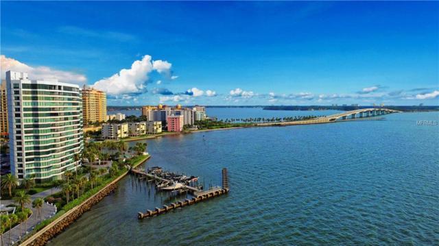 888 Blvd Of The Arts #506, Sarasota, FL 34236 (MLS #A4418370) :: RealTeam Realty