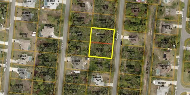 Portage Street, North Port, FL 34287 (MLS #A4418419) :: Team Touchstone