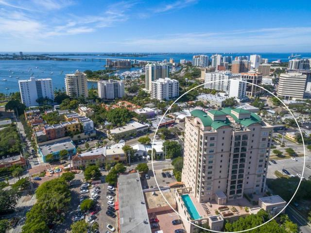 505 S Orange Avenue #703, Sarasota, FL 34236 (MLS #A4418463) :: Sarasota Home Specialists