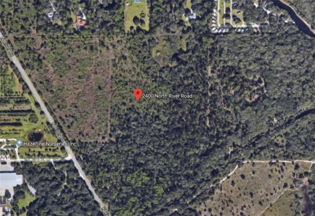 2400 N River Road, Venice, FL 34292 (MLS #A4418473) :: Medway Realty