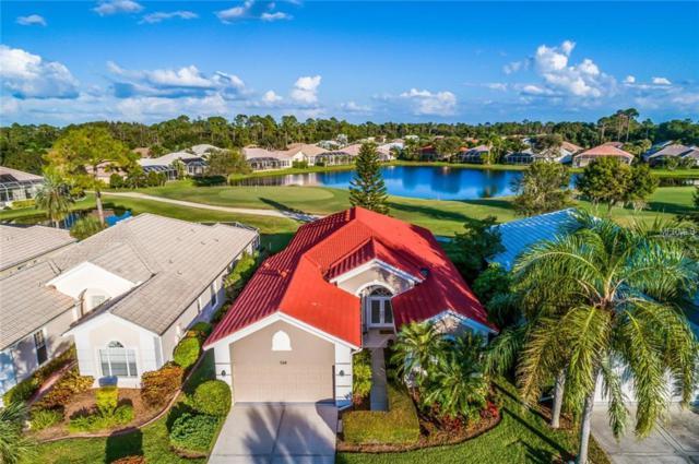 704 Misty Pine Drive, Venice, FL 34292 (MLS #A4418588) :: Medway Realty