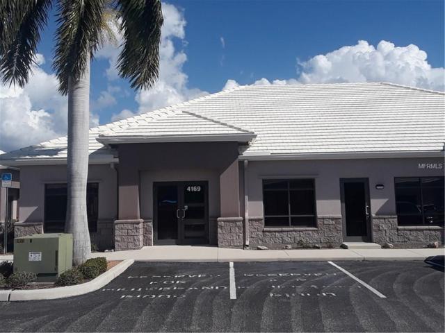 4169 Clark Road #1, Sarasota, FL 34233 (MLS #A4418610) :: Sarasota Home Specialists