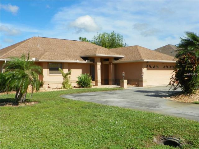 54 Medalist Lane, Rotonda West, FL 33947 (MLS #A4418628) :: Baird Realty Group