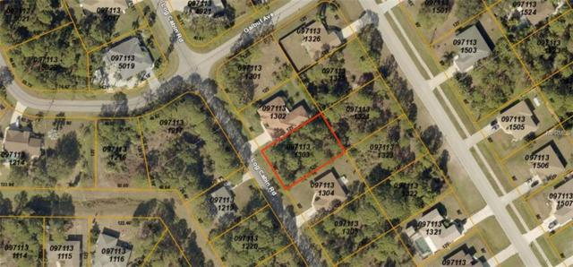 0971131303 Log Cabin Road, North Port, FL 34291 (MLS #A4418716) :: Baird Realty Group