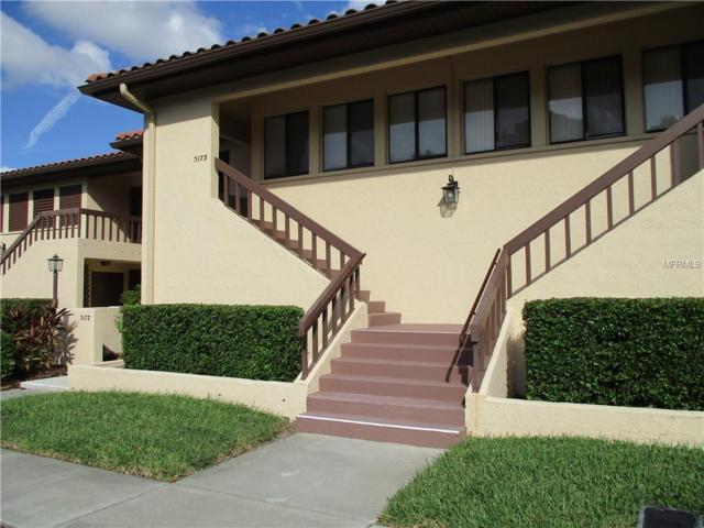 5175 Lake Village Drive #10, Sarasota, FL 34235 (MLS #A4418774) :: McConnell and Associates
