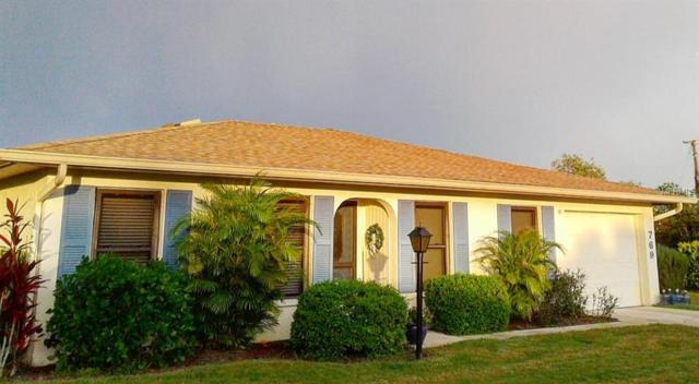 769 Vivienda South Court #10, Venice, FL 34293 (MLS #A4418882) :: Medway Realty