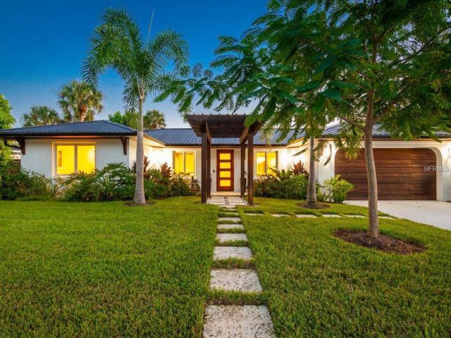 808 Idlewild Way, Sarasota, FL 34242 (MLS #A4418955) :: Medway Realty