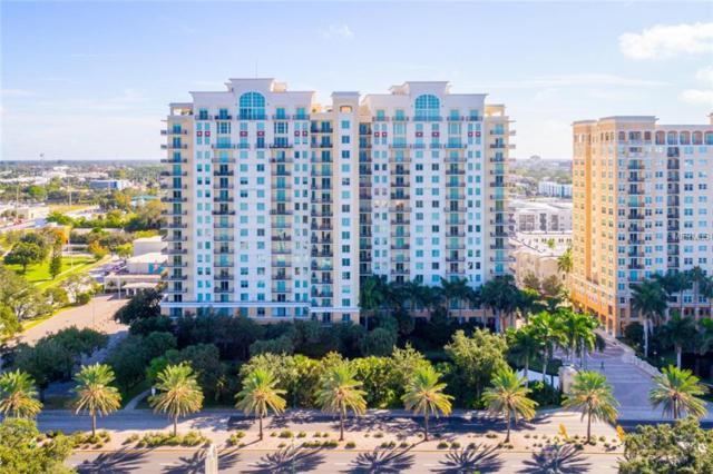 800 N Tamiami Trail #1203, Sarasota, FL 34236 (MLS #A4419031) :: Zarghami Group