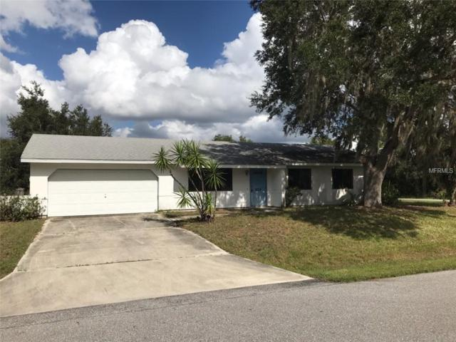 824 Calvert Avenue NW, Port Charlotte, FL 33948 (MLS #A4419074) :: Medway Realty