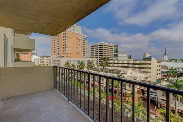 101 S Gulfstream Avenue 7C, Sarasota, FL 34236 (MLS #A4419164) :: Lovitch Realty Group, LLC