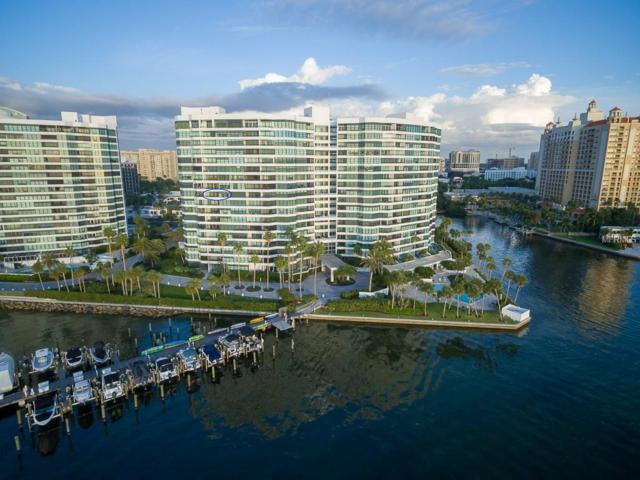 888 Blvd Of The Arts #1007, Sarasota, FL 34236 (MLS #A4419355) :: RealTeam Realty