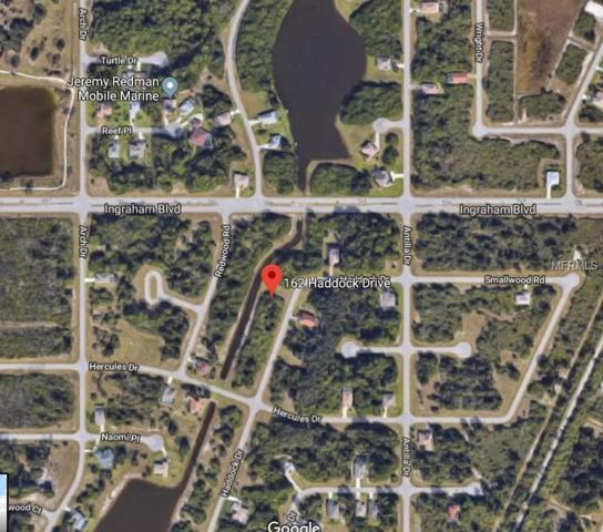 162 Haddock Drive, Rotonda West, FL 33947 (MLS #A4419380) :: The BRC Group, LLC