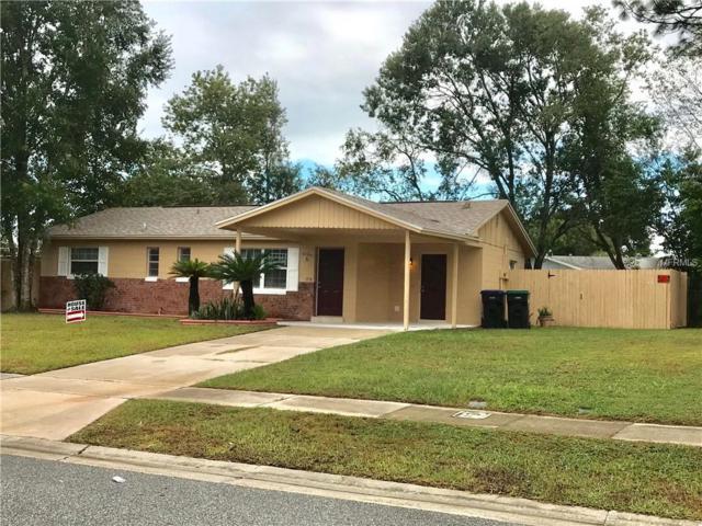 7718 Stratford Boulevard, Orlando, FL 32807 (MLS #A4419410) :: The Light Team