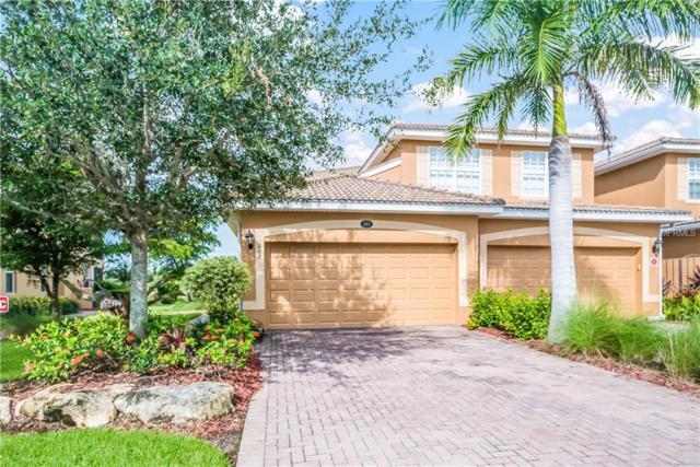 502 Winding Brook Lane #101, Bradenton, FL 34212 (MLS #A4419481) :: White Sands Realty Group