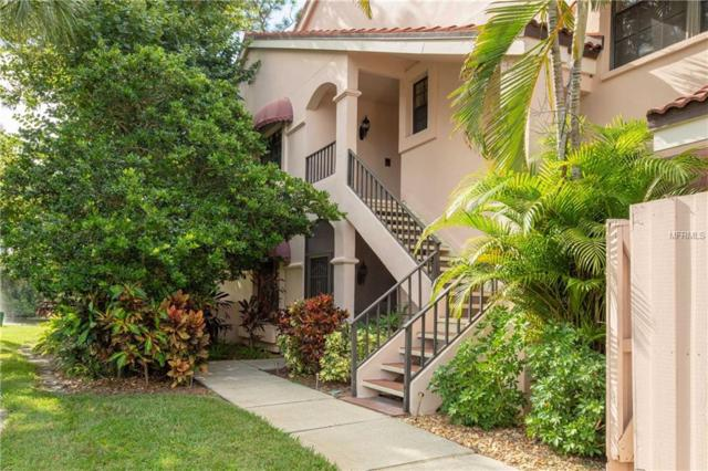 7606 Fairway Woods Drive #201, Sarasota, FL 34238 (MLS #A4419485) :: Cartwright Realty