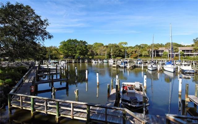 1621 Boathouse Circle H121 & H122, Sarasota, FL 34231 (MLS #A4419530) :: EXIT King Realty