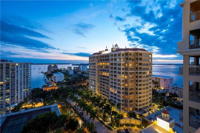 1111 Ritz Carlton Drive Ph1604, Sarasota, FL 34236 (MLS #A4419532) :: Premium Properties Real Estate Services