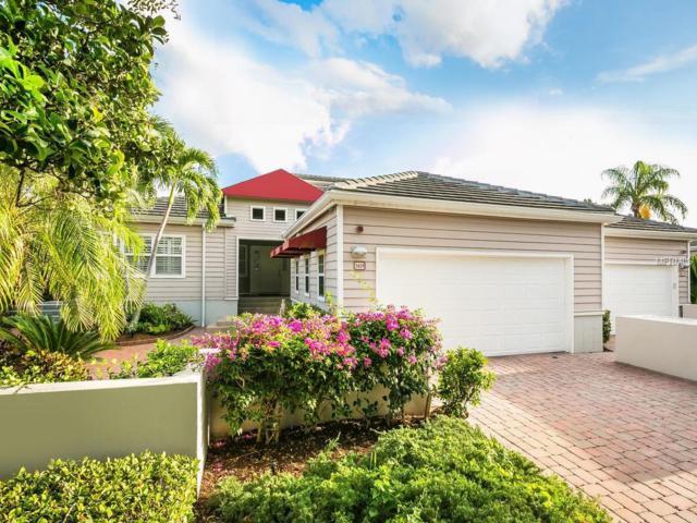 3419 Winding Oaks Drive #10, Longboat Key, FL 34228 (MLS #A4419630) :: The Duncan Duo Team