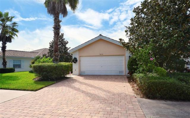 7674 Camminare Drive, Sarasota, FL 34238 (MLS #A4419653) :: Team Suzy Kolaz