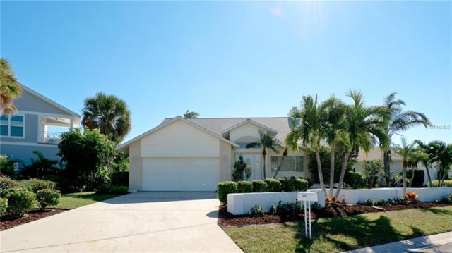 602 N Point Drive, Holmes Beach, FL 34217 (MLS #A4419822) :: The Duncan Duo Team