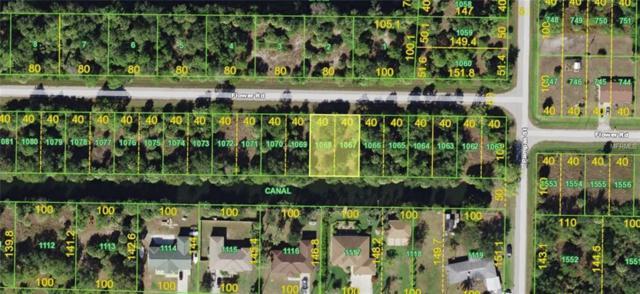 26129 Flower Road, Punta Gorda, FL 33955 (MLS #A4419975) :: Griffin Group