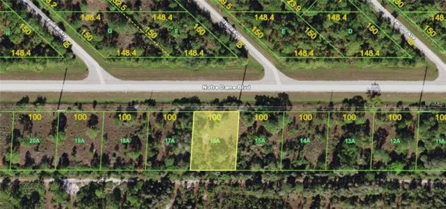 27345 Notre Dame Boulevard, Punta Gorda, FL 33955 (MLS #A4419982) :: The Duncan Duo Team