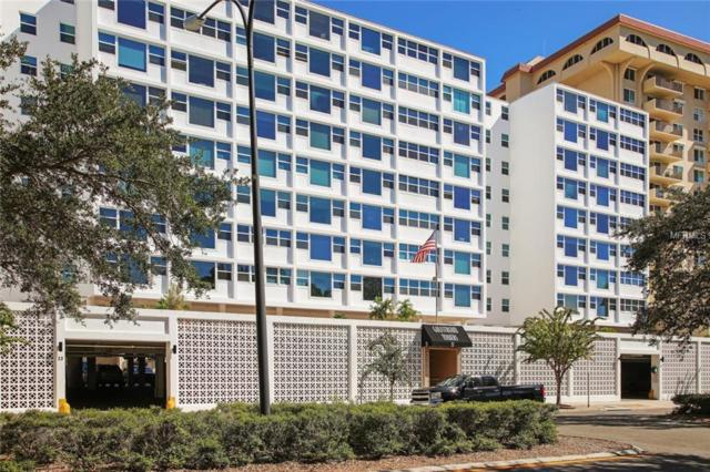 33 S Gulfstream Avenue #408, Sarasota, FL 34236 (MLS #A4420362) :: Mark and Joni Coulter | Better Homes and Gardens