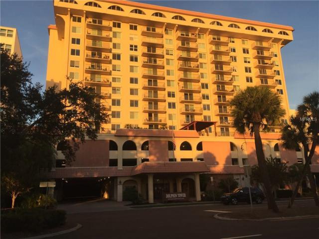 101 S Gulfstream Avenue 10D, Sarasota, FL 34236 (MLS #A4420377) :: Medway Realty