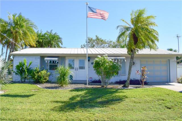 2140 Abscott Street, Port Charlotte, FL 33952 (MLS #A4420488) :: The Duncan Duo Team