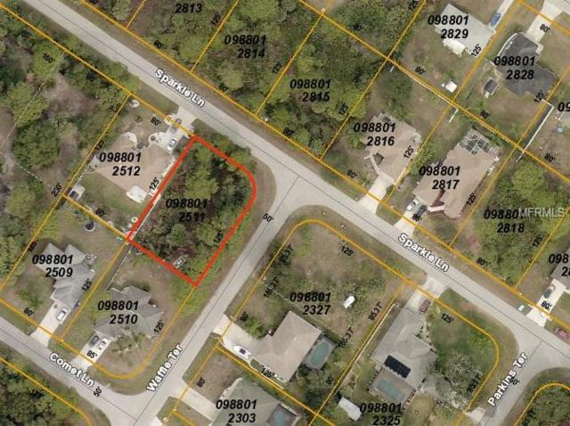 Sparkle Lane, North Port, FL 34286 (MLS #A4420534) :: Mark and Joni Coulter   Better Homes and Gardens