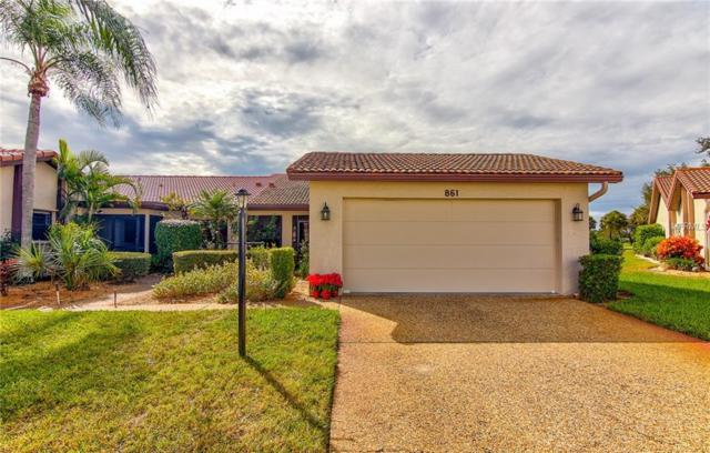 861 Country Club Circle #41, Venice, FL 34293 (MLS #A4420558) :: Medway Realty