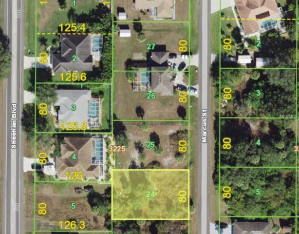 1041 Marcus Street, Port Charlotte, FL 33952 (MLS #A4420681) :: Jeff Borham & Associates at Keller Williams Realty