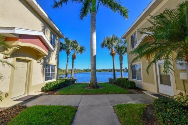 3909 45TH Terrace W #108, Bradenton, FL 34210 (MLS #A4420759) :: Team Pepka